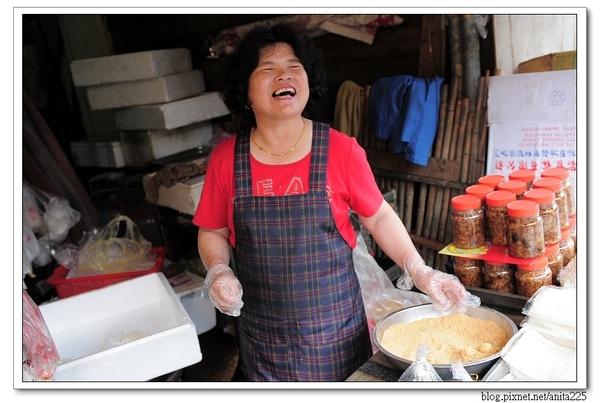【國內旅遊】《美食》勝興車站的「邱媽媽客家板條」也有好吃的麻薯!!
