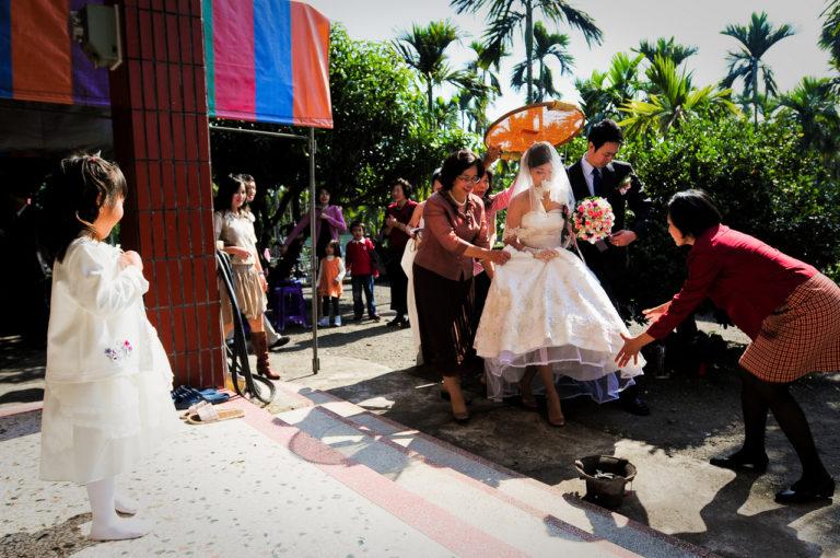 【 屏東婚攝婚禮記錄】《晶夜Motel》珮&才迎娶