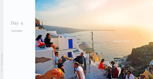 【國外旅遊】2007希臘蜜月之旅–伊亞(OIA)街道篇-2