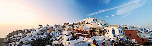 【國外旅遊】2007希臘蜜月之旅–Day 4 伊亞(OIA)世界最美的夕陽