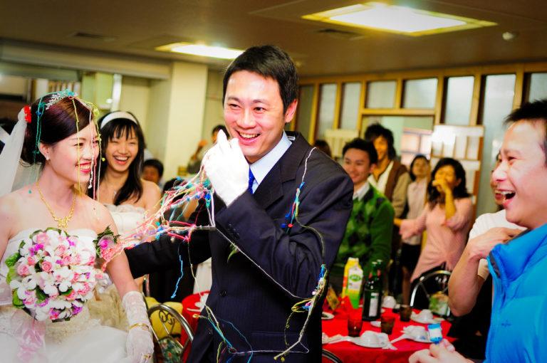【 屏東婚攝婚禮記錄】《屏東永興餐廳》珮&才迎午宴