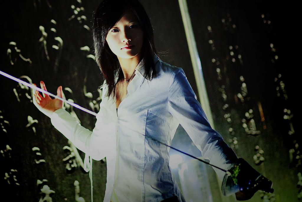 Fei【Fencing】┃西洋劍、國父紀念館