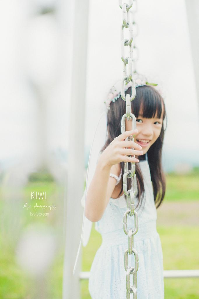 【兒童寫真】KIWI@我是經紀人  ┃  羅東–夢想森林民宿