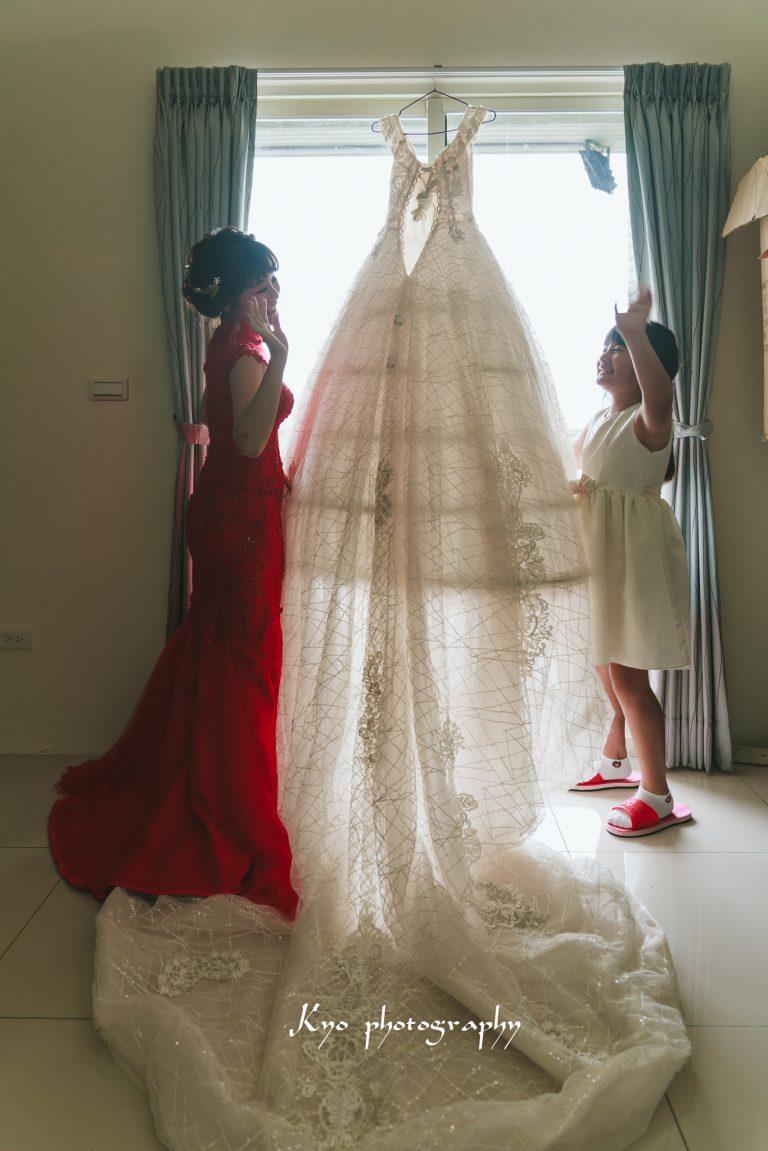 【宜蘭婚攝婚禮記錄】《金樽餐廳》斐珊&旺蒼